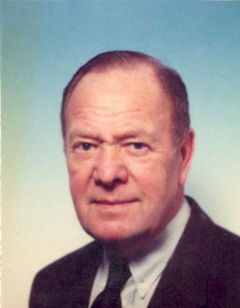 Portrait of Arie Stehouwer